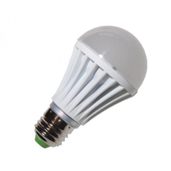 Solarna LED žarnica E27 5W - DC 12V