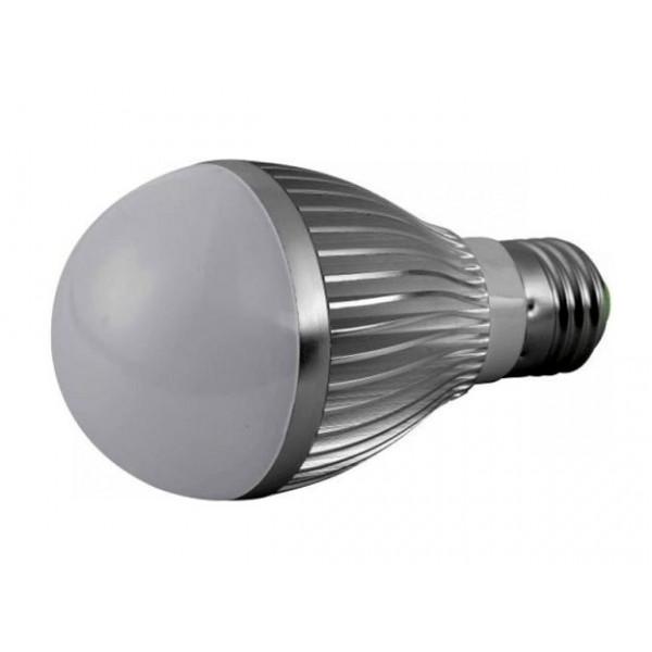Solarna LED žarnica E27 7W DC 12-24V