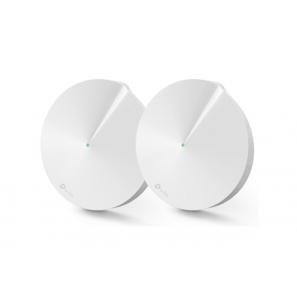 TP-Link 2x Deco M9+ Smart Home Mesh Wi-Fi