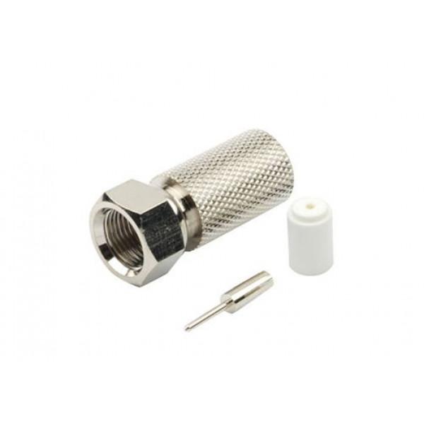 F Konektor 10.2 mm FM