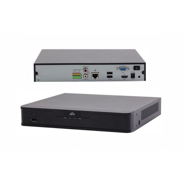 UNV Recorder NVR302-16S 16CH 2xHDD