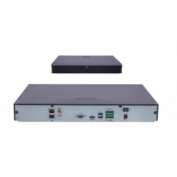 UNV Recorder NVR302-16E-B 16CH 2xHDD