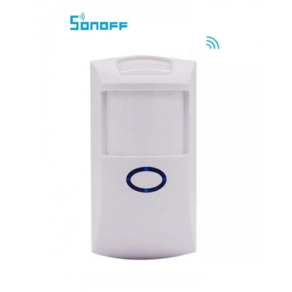 SonOff detektor senzor gibavja PIR2