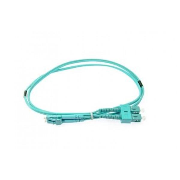 Opton Patch OM3 SC-LC MM 0.5m