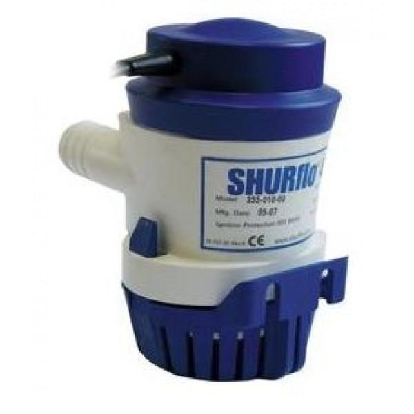 Piranha črpalka umazane vode 12V / 50W