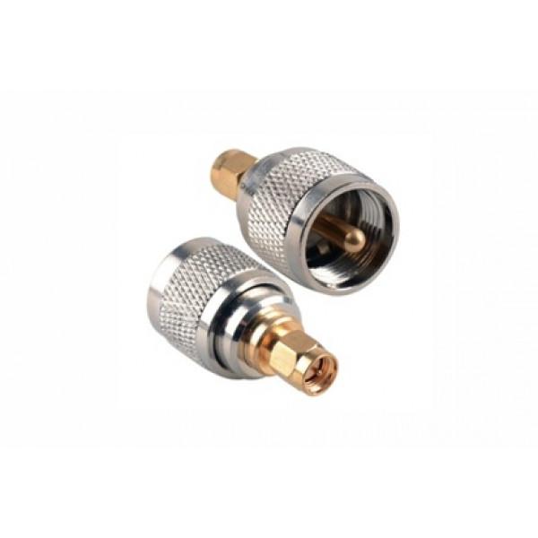 Adapter SMA Male na UHF Male