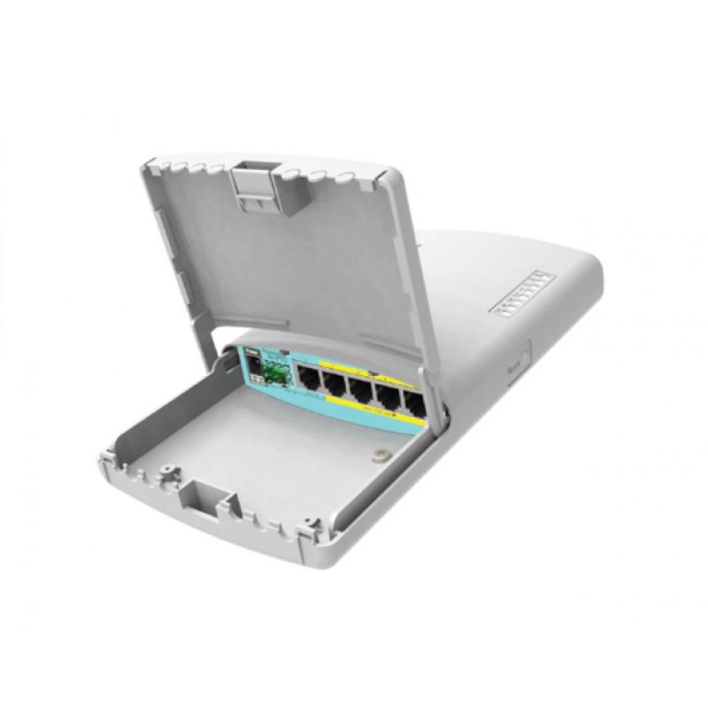 Mikrotik PowerBox Pro Out RB960PGS-PB 4xGPoE