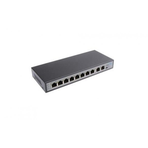 MaxLink Switch PSAF10 8xPoE 3af 96W