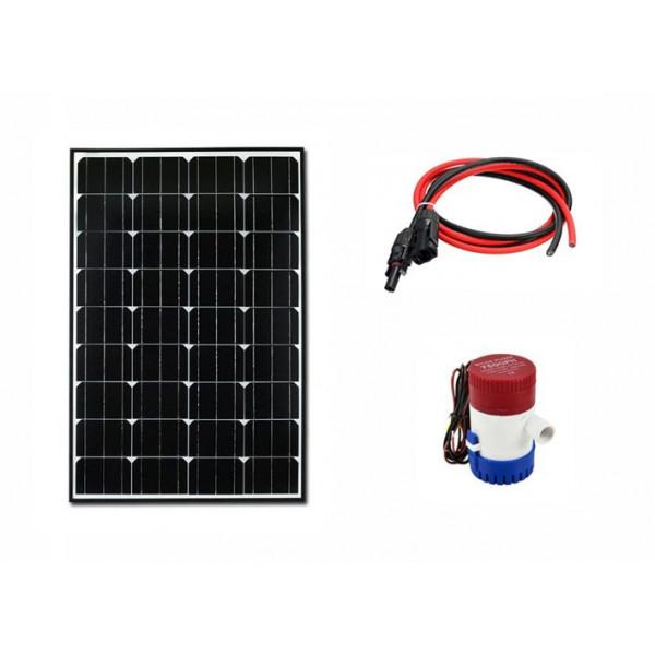 Solarni komplet ribnik sistema 12V - 100W