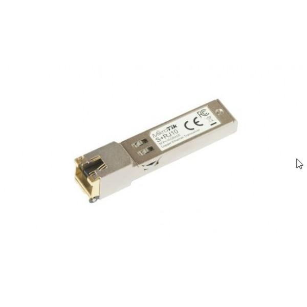 MikroTik RJ45 SFP+ 100/1000M/2.5G/5G/10G