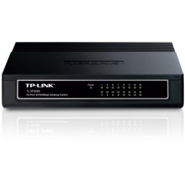 Omrežni Switch TP Link TL-SF1016D