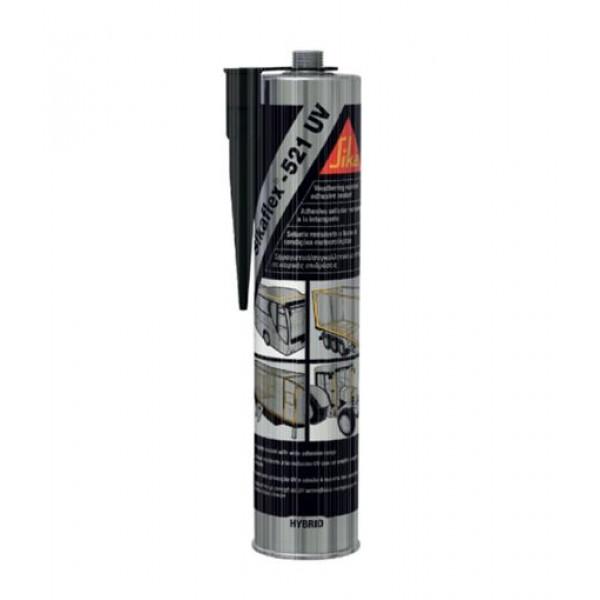 Camper silikon lepilo SikaFlex 521 UV
