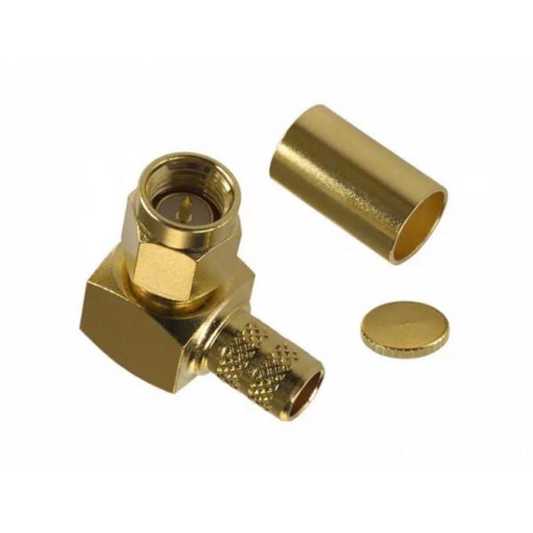 SMA Male R90 krimp za H155