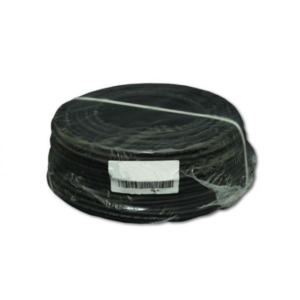Solarni eno žilen kabel 2.5mm2 Black