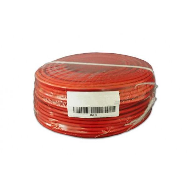 Solarni eno žilen kabel 4mm2 Red