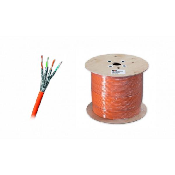 Kabel Orange SSTP Cat7 LSOH - 500m