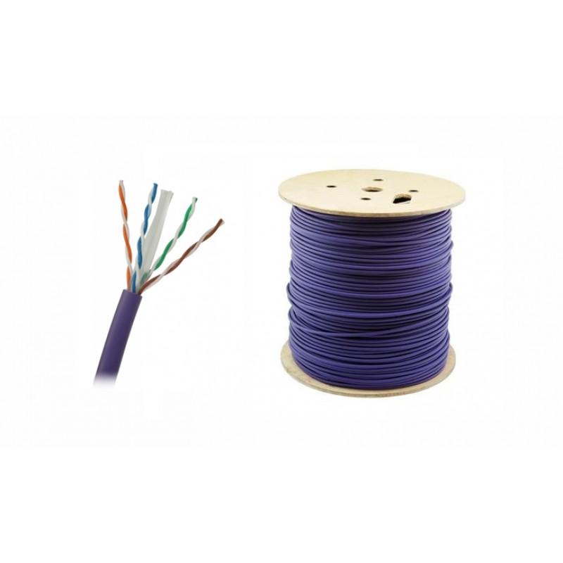 Kabel Purple UTP SXKD Cat6 - 500m