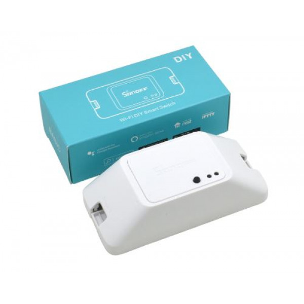 WiFi SonOff Basic R3 stikalo DIY