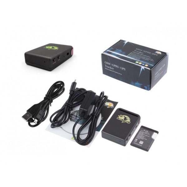 Mini sledilnik TK102B tracker GPS