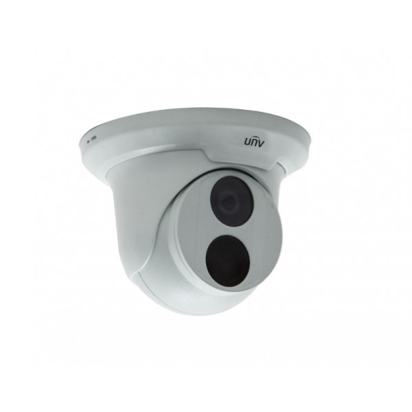 UNV Dome IP kamera IPC3612ER3 2MP 30m IR