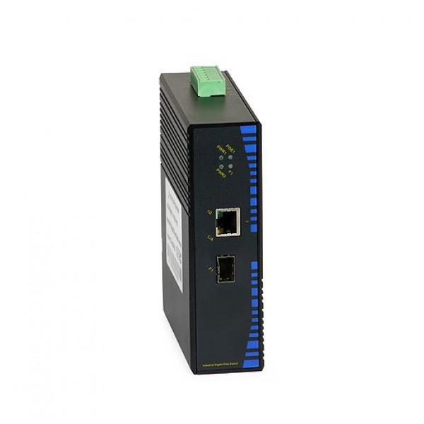 UPower Industri PoE Switch 311SFP GE PoE SFP 1000M