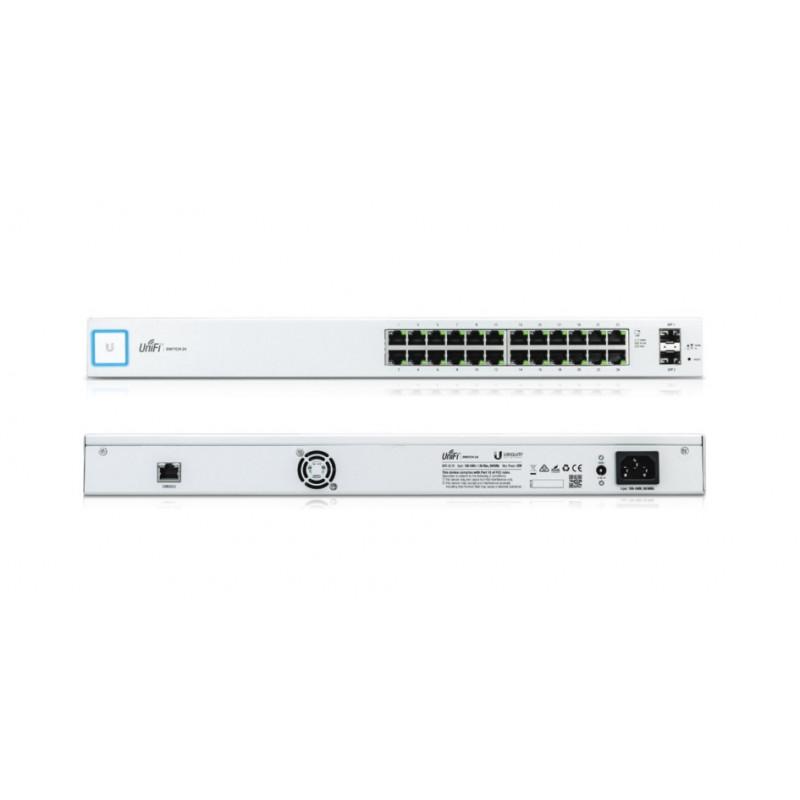 Ubiquiti UniFi Switch US-24 2xSFP no PoE