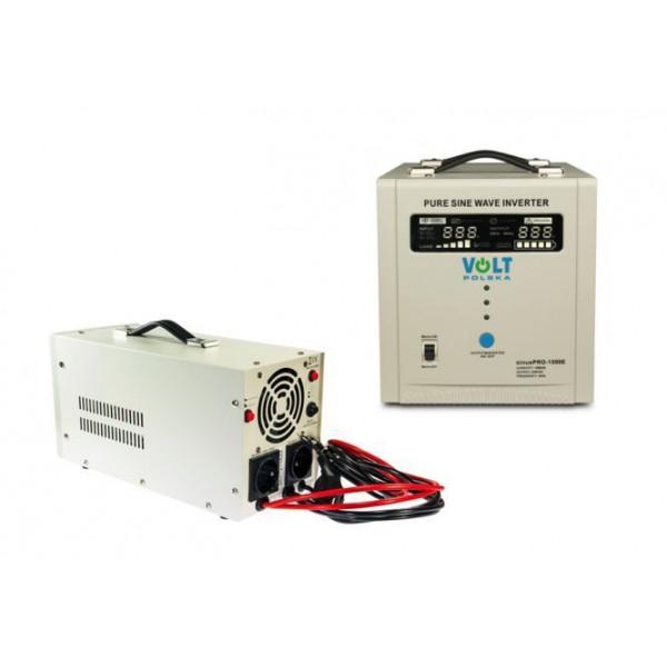 Volt Smart UPS Inverter S-PRO 12V 1500E