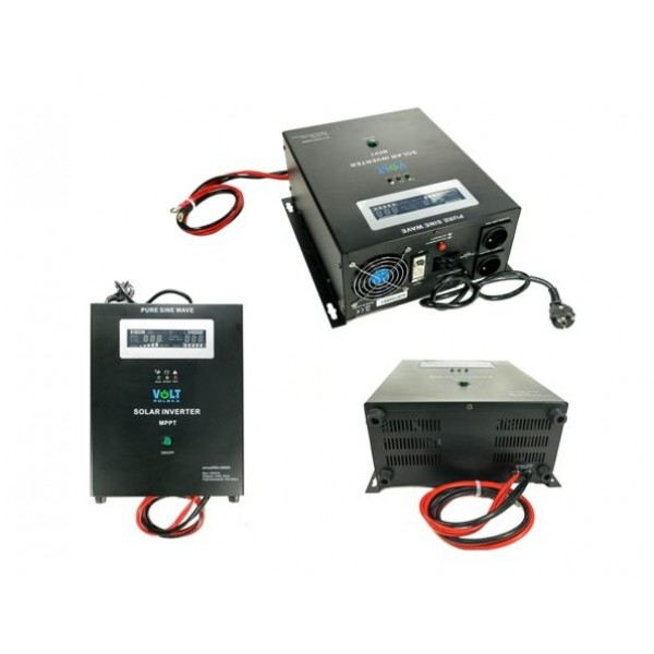 Volt Solar MPPT UPS Inverter S-PRO 24V 2000S