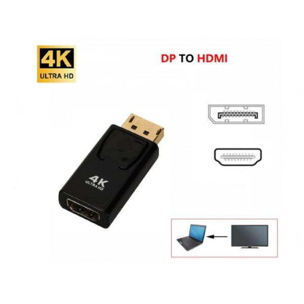 4K Adapter DP na HDMI FeMale
